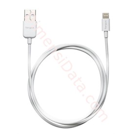 Jual Charge Lightning Cable Targus 3M White [ACC98201AP]